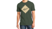 Tropical Diamond T- Olive- L