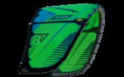 2017 Slash 9 Green/Blue