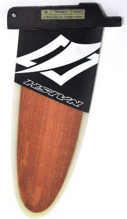 """SUP Fin Glide 11.5"""" Wood picture"""
