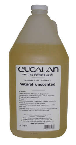 Natural Unscented 1 Gallon / 4 Litre jug picture