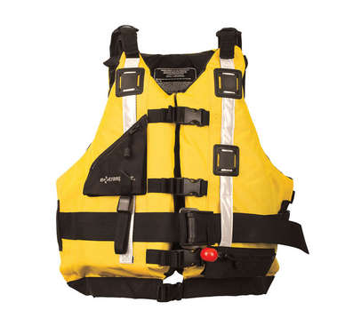 Universal Rescuer - Yellow/Black