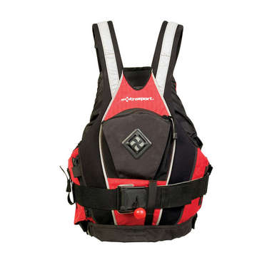 Pro Creeker XS/S - Red/Black