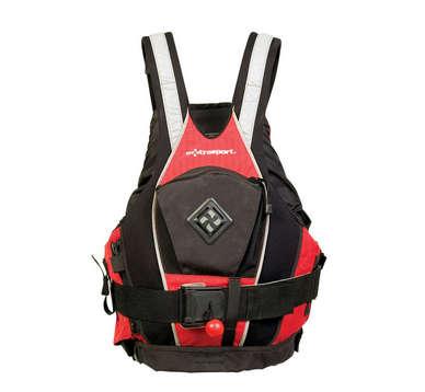Pro Creeker XS/S - Red/Black