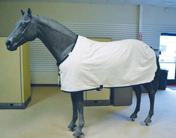 Horseware® Tattersall Stable Sheet picture