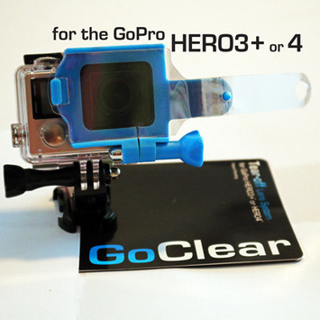 Tear-Off Lens System for Hero3+ or 4 picture