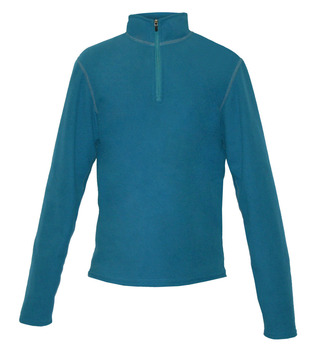 Youth Pepper Fleece Zip-T picture