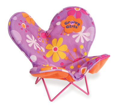 Groovy Girls Be Relaxed Butterfly Chair picture