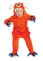 Monster and Me Wild Woobly Kids Outfit