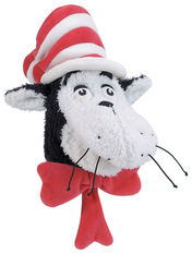 Dr. Seuss Hand Puppet THE CAT IN THE HAT