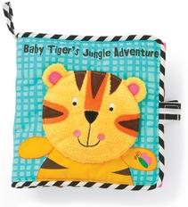 Baby Tiger's Jungle Adventure Activity Book