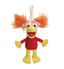 Fraggle Rock Red Backpack Clip