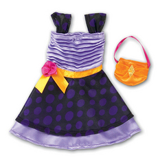 Groovy Girls Fashions Purplerific Dress