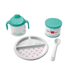 Baby Stella Darling Dish Set