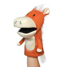 Knit Puppets Hoofly