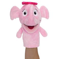 Baby Genius Talking Frankie Hand Puppet