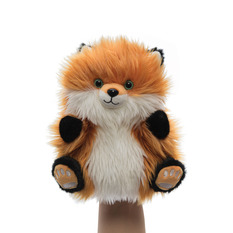 Fuzzy Loves Fox