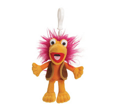 Fraggle Rock Gobo Backpack Clip