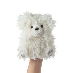 Fuzzy Loves Puppy