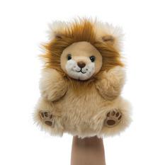 Fuzzy Loves Lion