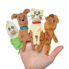 Dr. Seuss What Pet Should I Get Finger Puppet Set