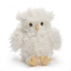 Scruffles - Opal Owl Medium