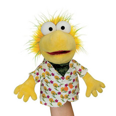 Fraggle Rock Hand Puppet Wembley