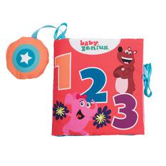 Baby Genius 1-2-3 Count Soft Book