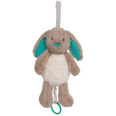 Woodland Babies Bellamy Bunny Pull Musical