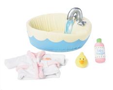 Baby Stella Bath Set