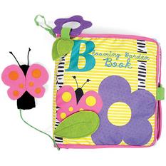 Blooming Garden Activity Book