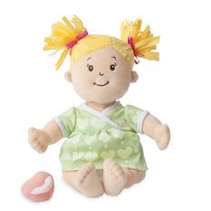Baby Stella Blonde Doll