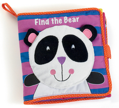 Find the Bear Activity Book