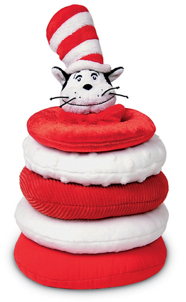 Dr. Seuss THE CAT IN THE HAT Stacker picture