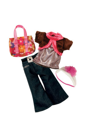 Groovy Girls Fashions Jaunty Jeans picture