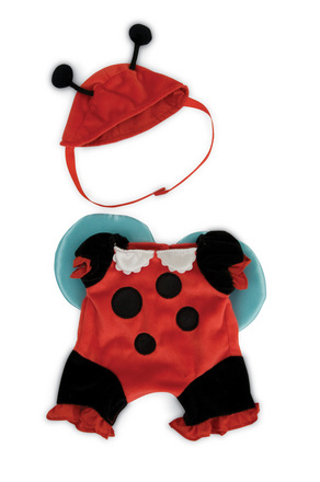 Baby Stella Dress Up Ladybug Outfit