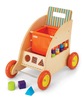 Parents Stow & Go Activity Cart picture