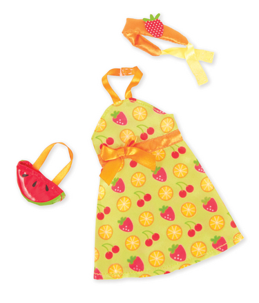 Groovy Girls Fashions Fruity Fashionista