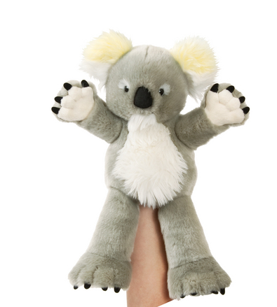 Manhattan Wildlife Collection Hand Puppet Kirby Koala picture