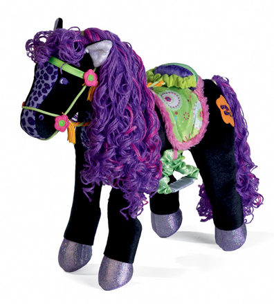 Groovy Girls Midnight Star Horse picture