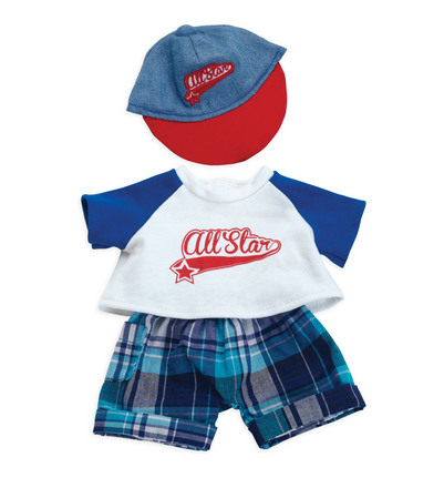 Baby Stella Ball Park Fun Outfit picture