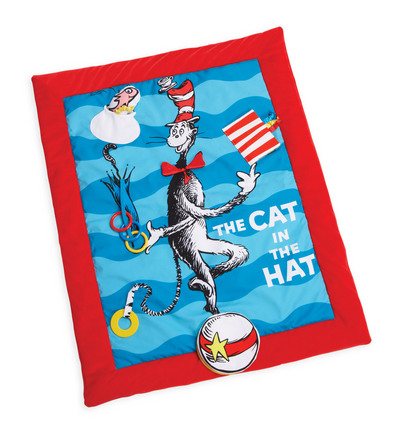 Dr. Seuss THE CAT IN THE HAT Discovery Mat picture