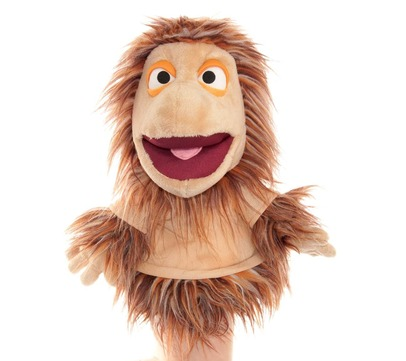 Fraggle Rock Hand Puppet Jr. Gorg picture