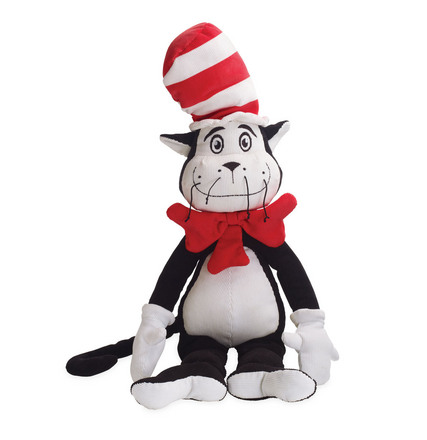 Dr. Seuss THE CAT IN THE HAT Cordy picture