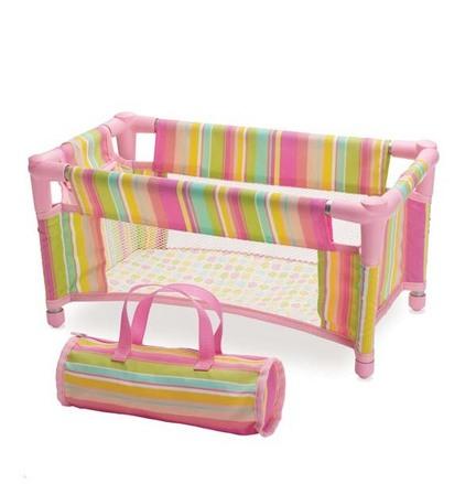 Baby Stella Take Along Travel Crib picture
