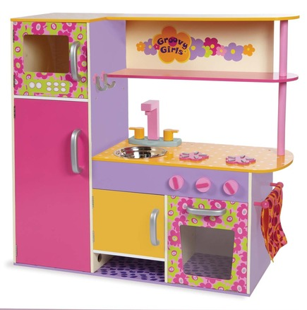 Groovy Girls Child Size Groovylicious Kitchen picture