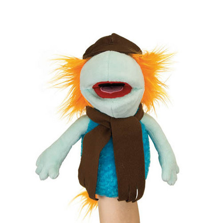 Fraggle Rock Hand Puppet Boober picture