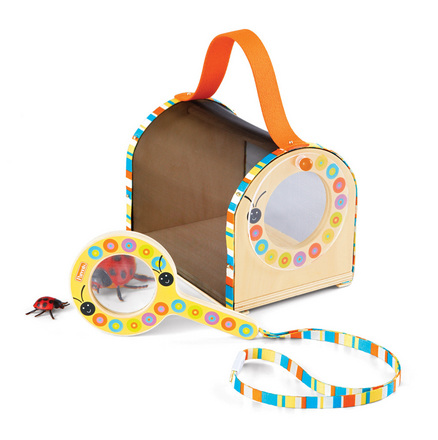 Parents Bug Bungalow & Magnifier Set picture