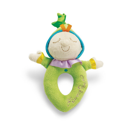 Snuggle Pods Sweet Pea Soft Rattle picture
