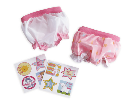 Baby Stella Big Girl Potty Training Set