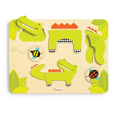 Parents Amazing Alligator Puzzle picture